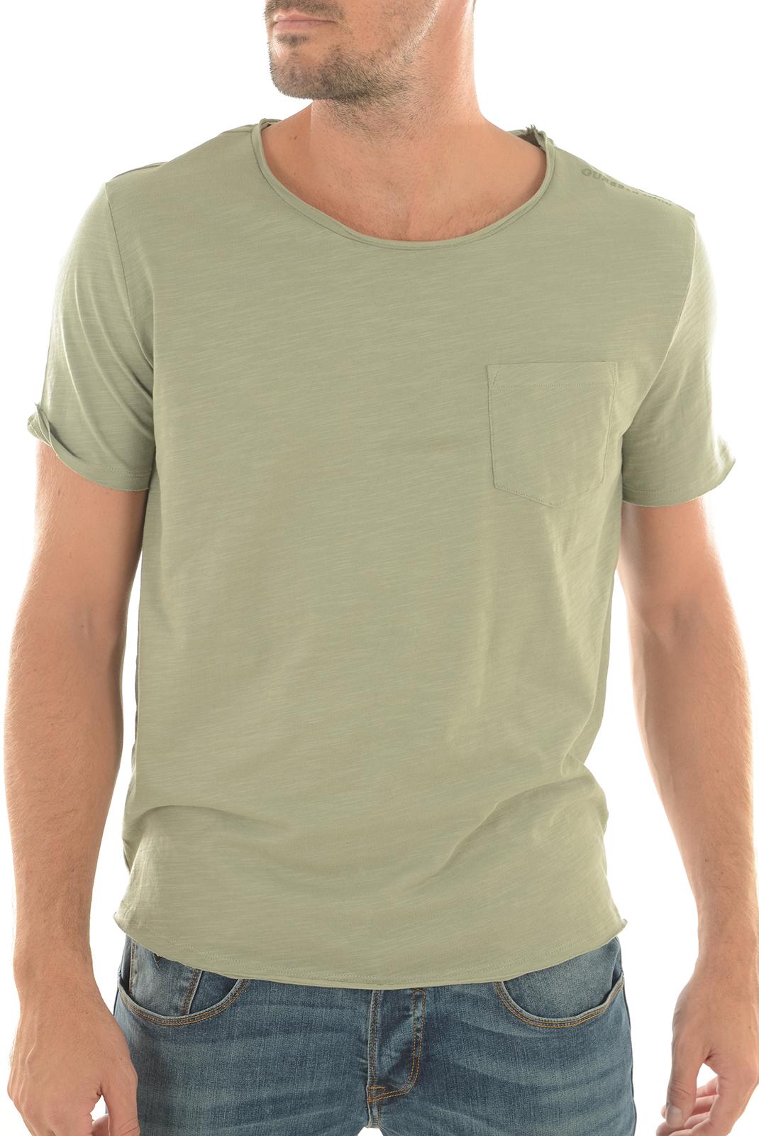 Tee-shirts  Guess jeans M63P47K4NV0 G885 VERT