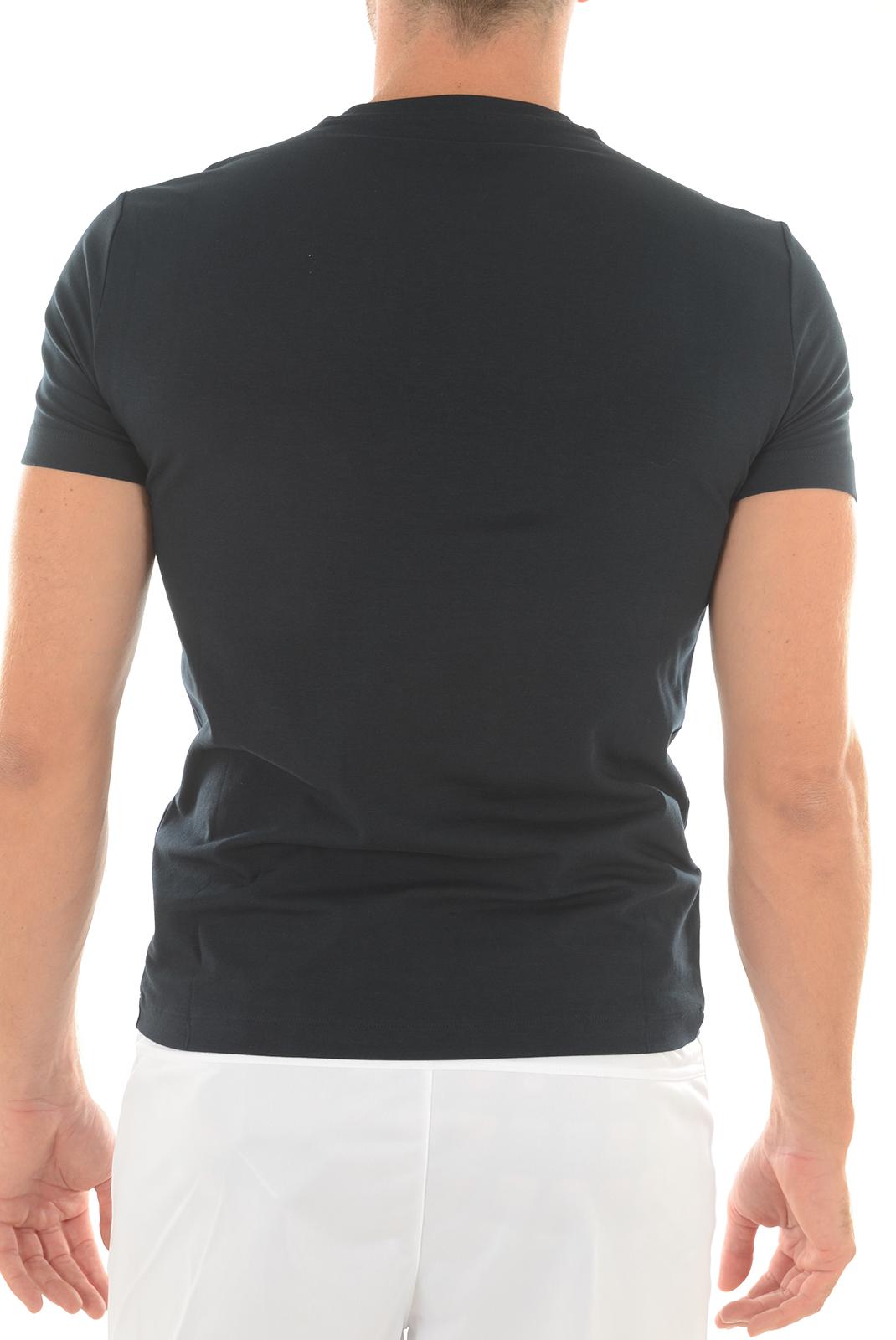 Tee-shirts  Emporio armani 273908 6P206 02836 DARK BLUE