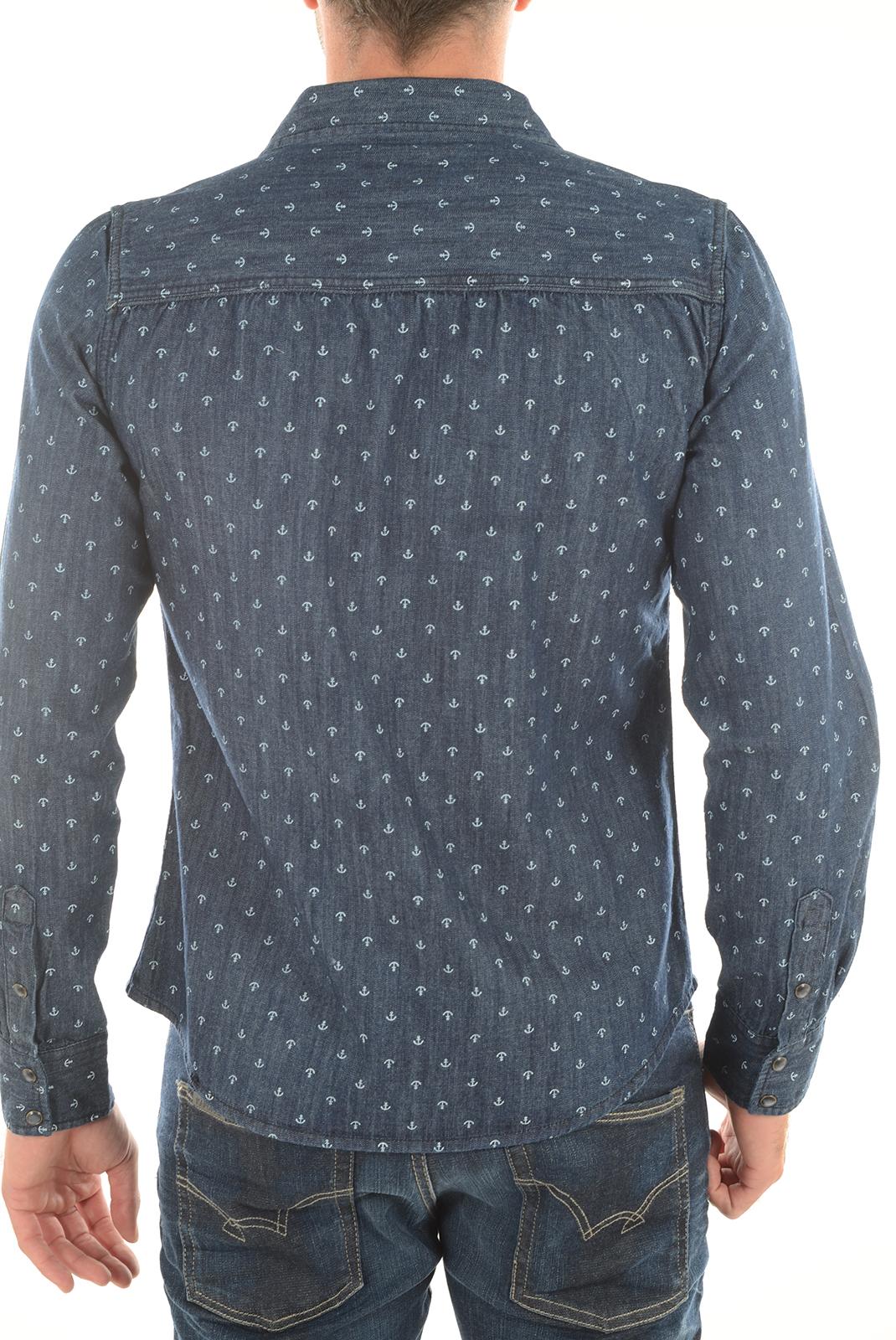 Chemises   Biaggio jeans CAMILA BLEU