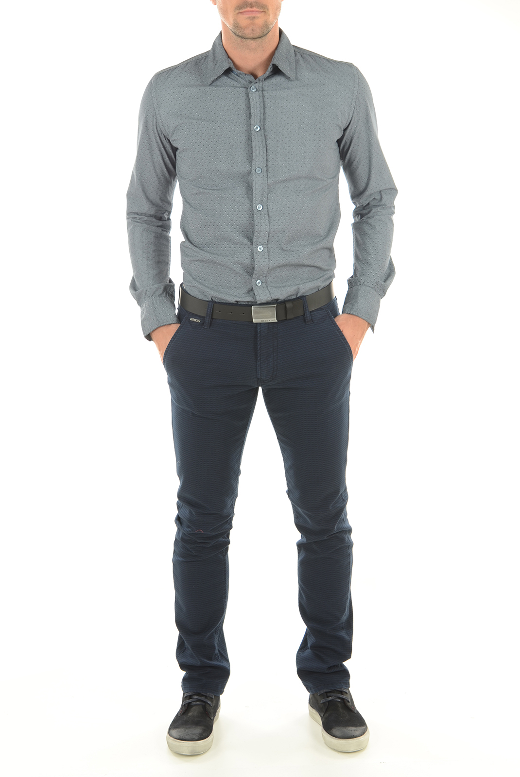 Chemises   Biaggio jeans CORDELA NOIR