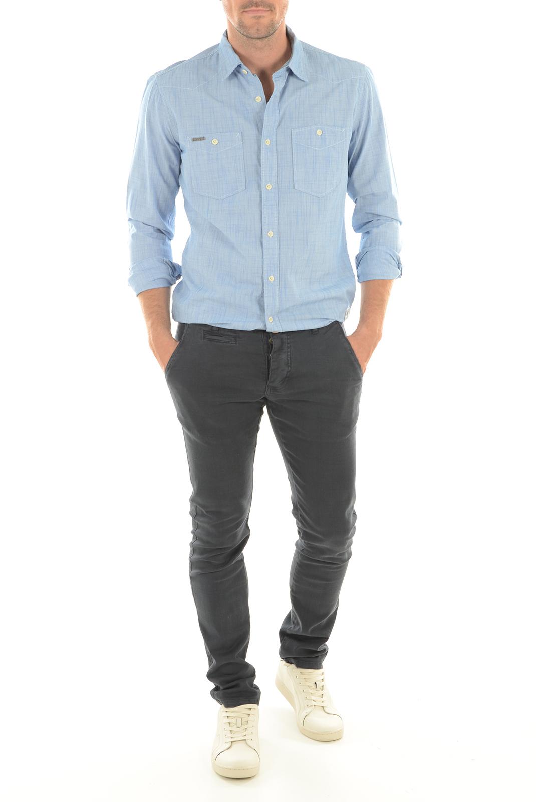 Pantalons  Biaggio jeans TYLA BLEU
