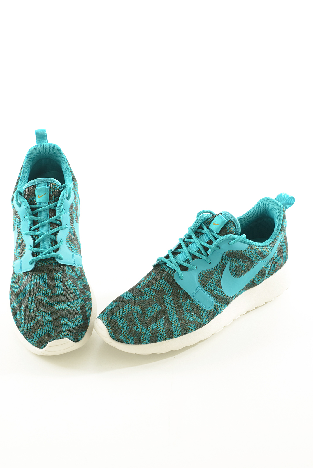 Chaussures  Nike 705217 ROSHE ONE 301 VERT MILICE