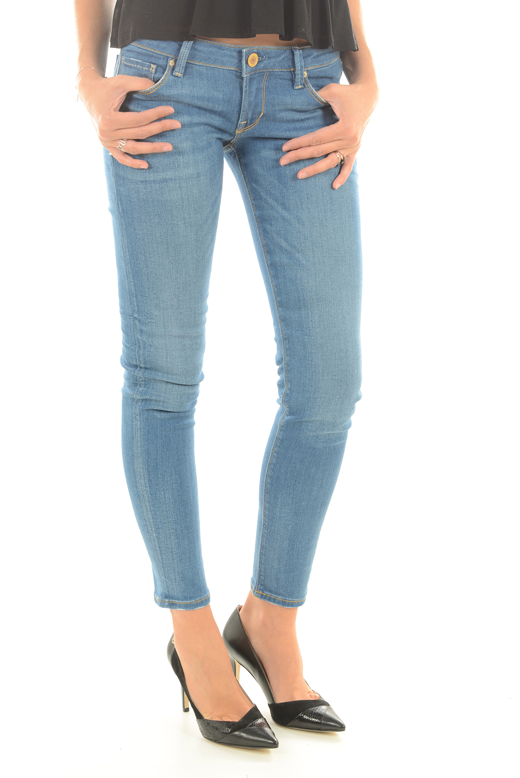 Jeans   Guess jeans W61043D21V1 AZURITE
