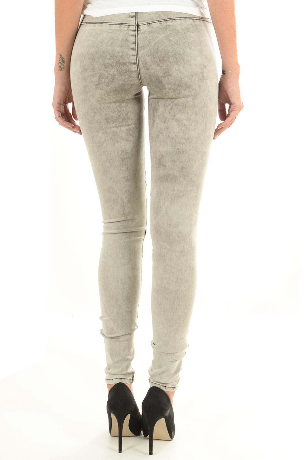 Jeans   Guess jeans W54AA3D1Z10 Athlétic  SCUBA GREY