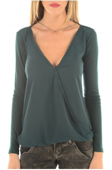 FEMME ONLY: PALMA L/S TOP