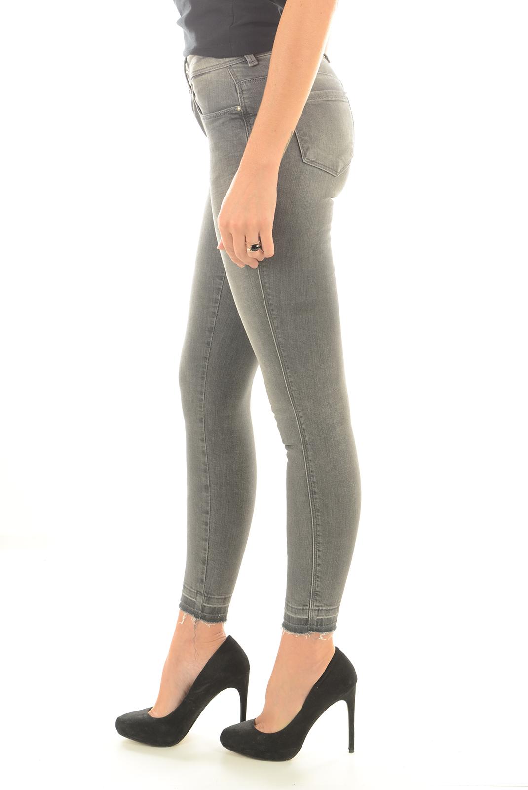 Jeans   Only CARMEN REG GRIS