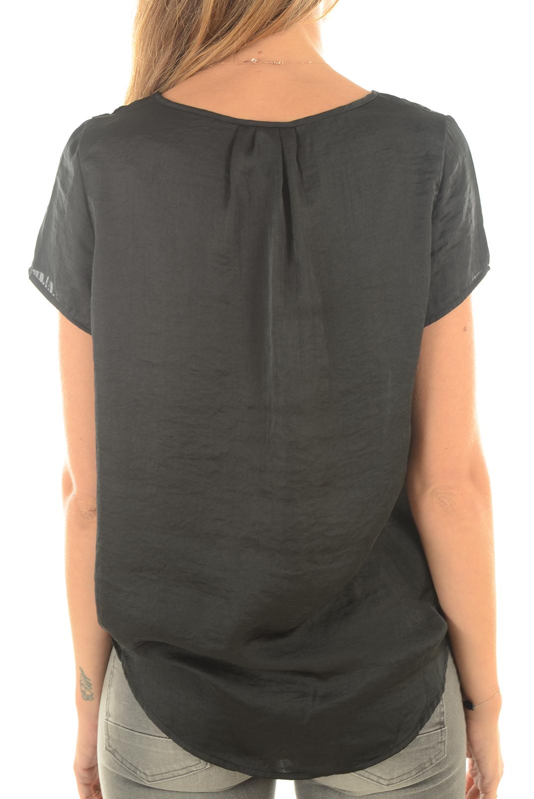 Tops & Tee shirts  Vero moda HAMMER CAP SLEEVE TOP BLACK