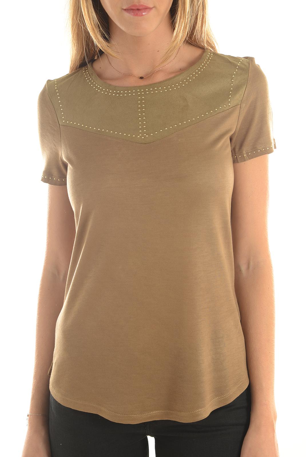 Tops & Tee shirts  Vero moda ELIANA SS TOP KANGAROO