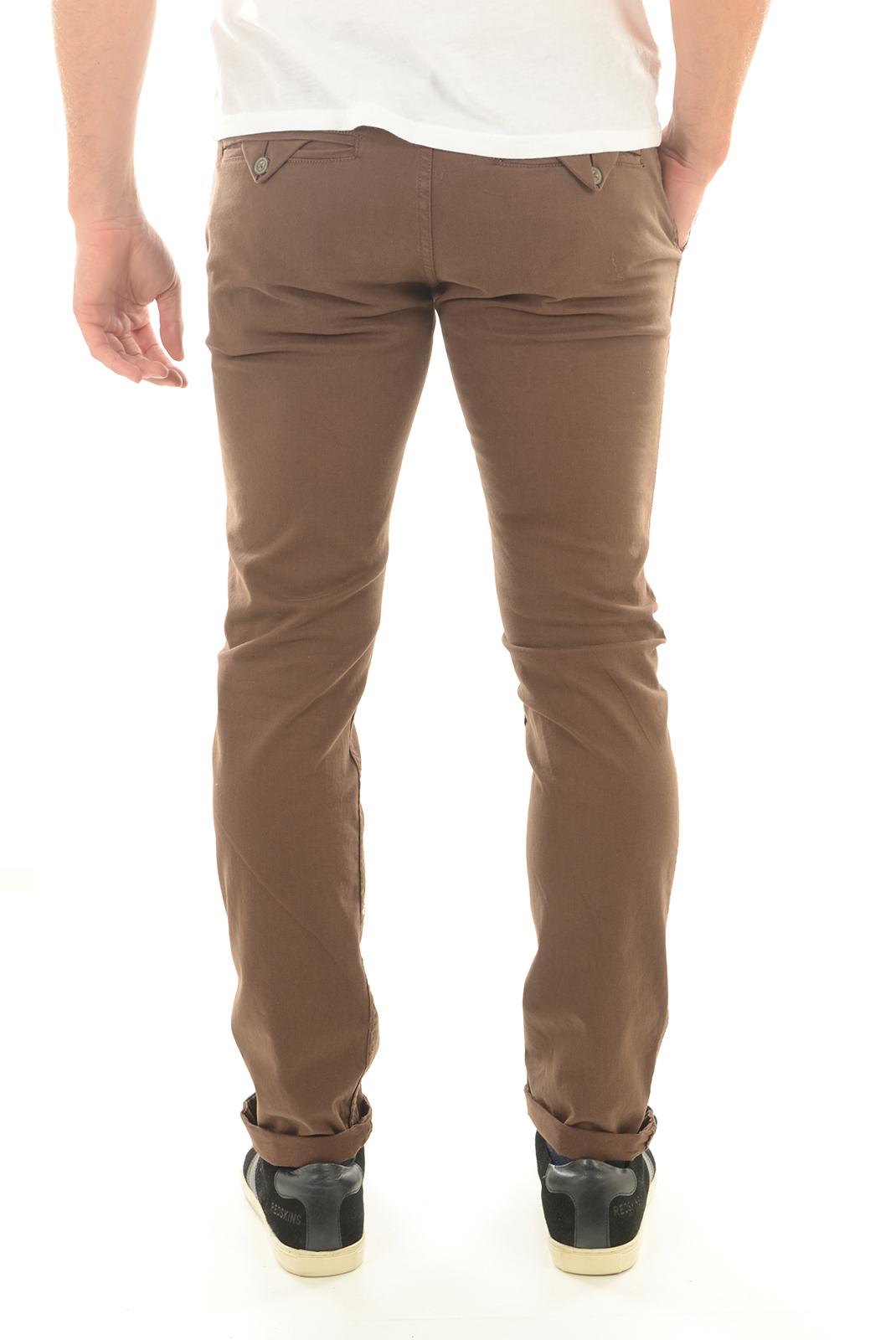 Pantalons  Redskins AUBURN CHOCO