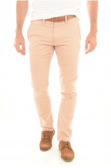 YARD SLIM PANTS - HOMME SELECTED