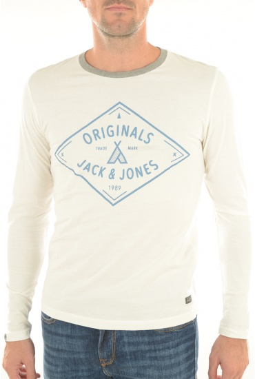 HOMME JACK AND JONES: ADVENTURE TEE
