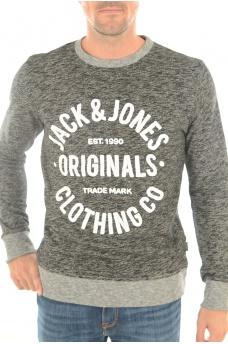CLEMENS SWEAT - HOMME JACK AND JONES