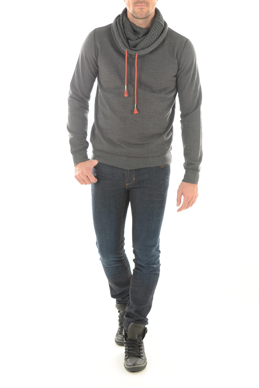 Pulls & Gilets  Guess jeans M63Q03K4NR0 M96 GRIS