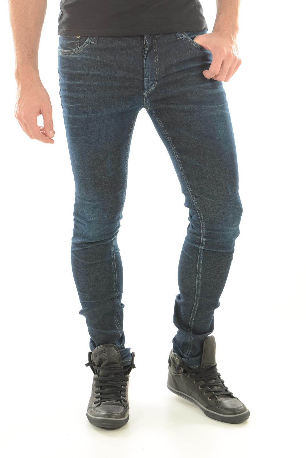 Jeans  Jack & Jones LIAM ORIGINAL 972 BLEU