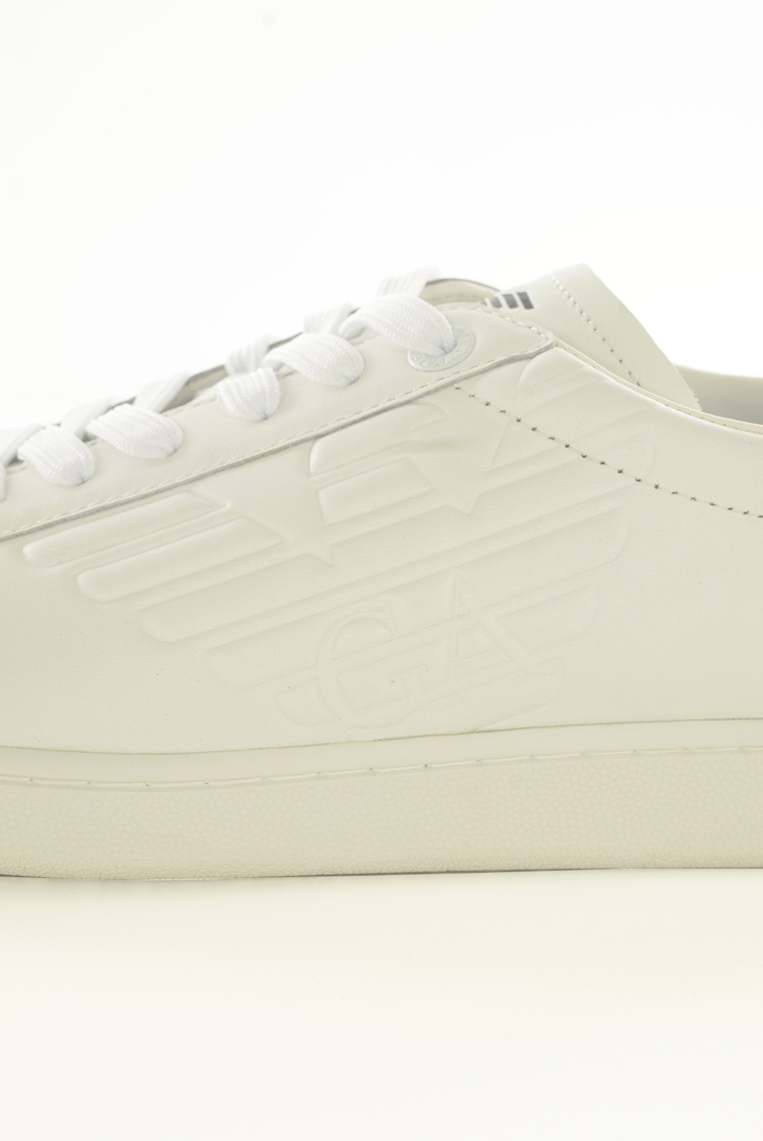 Chaussures   Emporio armani 278049 CC299 00010 BLANC