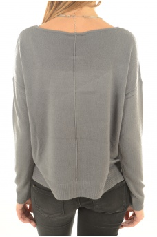 CHEN L/S BOATNECK SHORT - MARQUES NOISY MAY