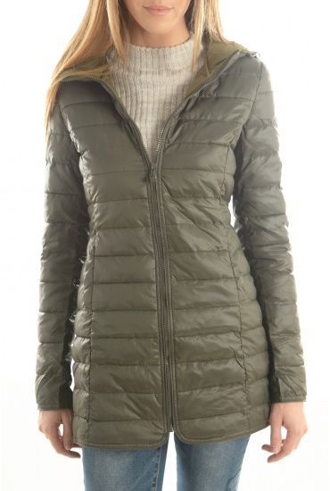 TAHOE QUILTED COAT - MARQUES ONLY