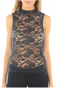 FEMME ONLY: MERLE S/L TOP