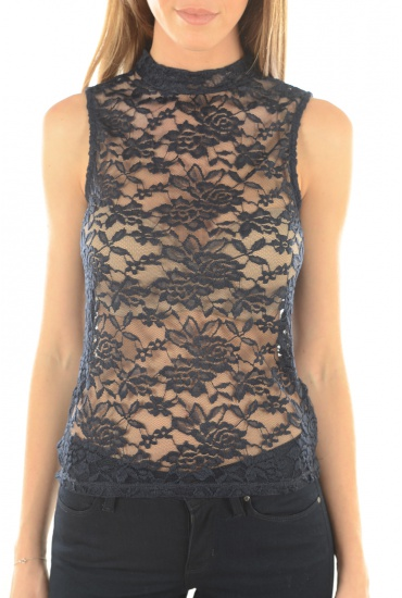 MERLE S/L TOP - FEMME ONLY