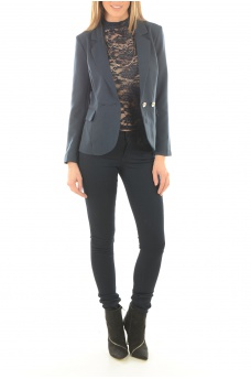 JERI L/S DOUBLE BLAZER - MARQUES ONLY
