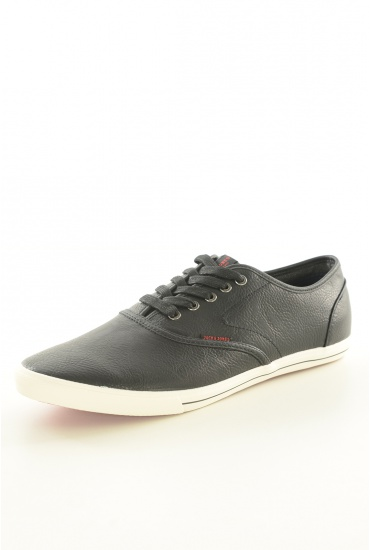 HOMME JACK AND JONES: SPIDER PU SNEAKER