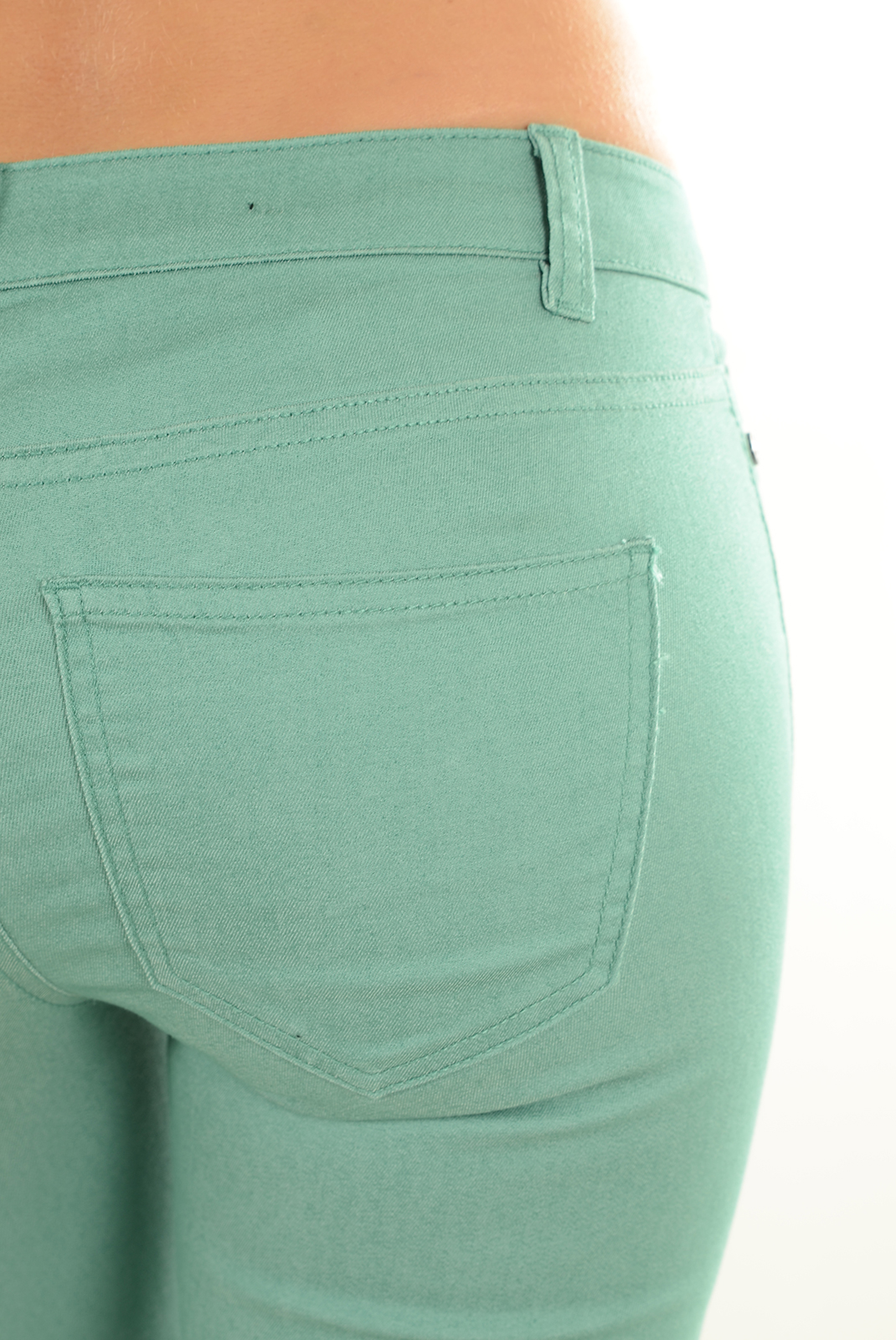Jeans slim  Noisy May EVE LW SUPER SLIM GU207 OIL BLUE