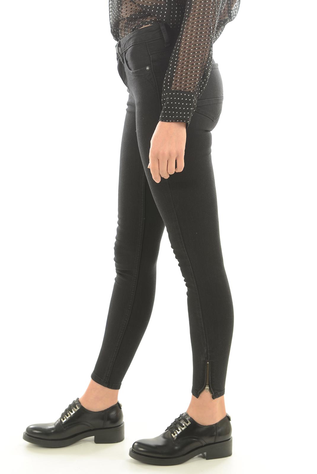 Jeans   Only KENDELL ETERNAL ANKLE NOOS BLACK