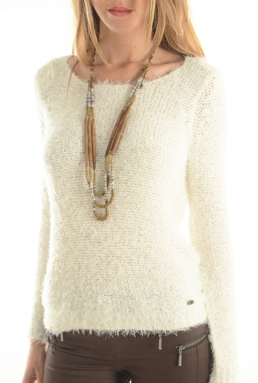 PERFECT LS PULLOVER - FEMME ONLY