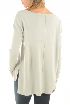 CHEN L/S BOATNECK - MARQUES NOISY MAY