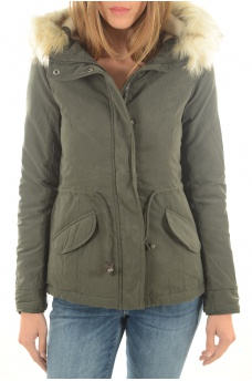 MARQUES ONLY: LUCCA SHORT PARKA JACKET OTW