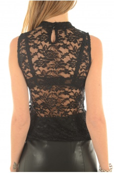 ONLY: MERLE S/L TOP