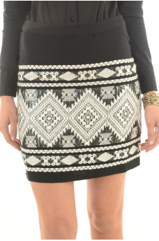 VERO MODA: BLINGY NW MINI SKIRT