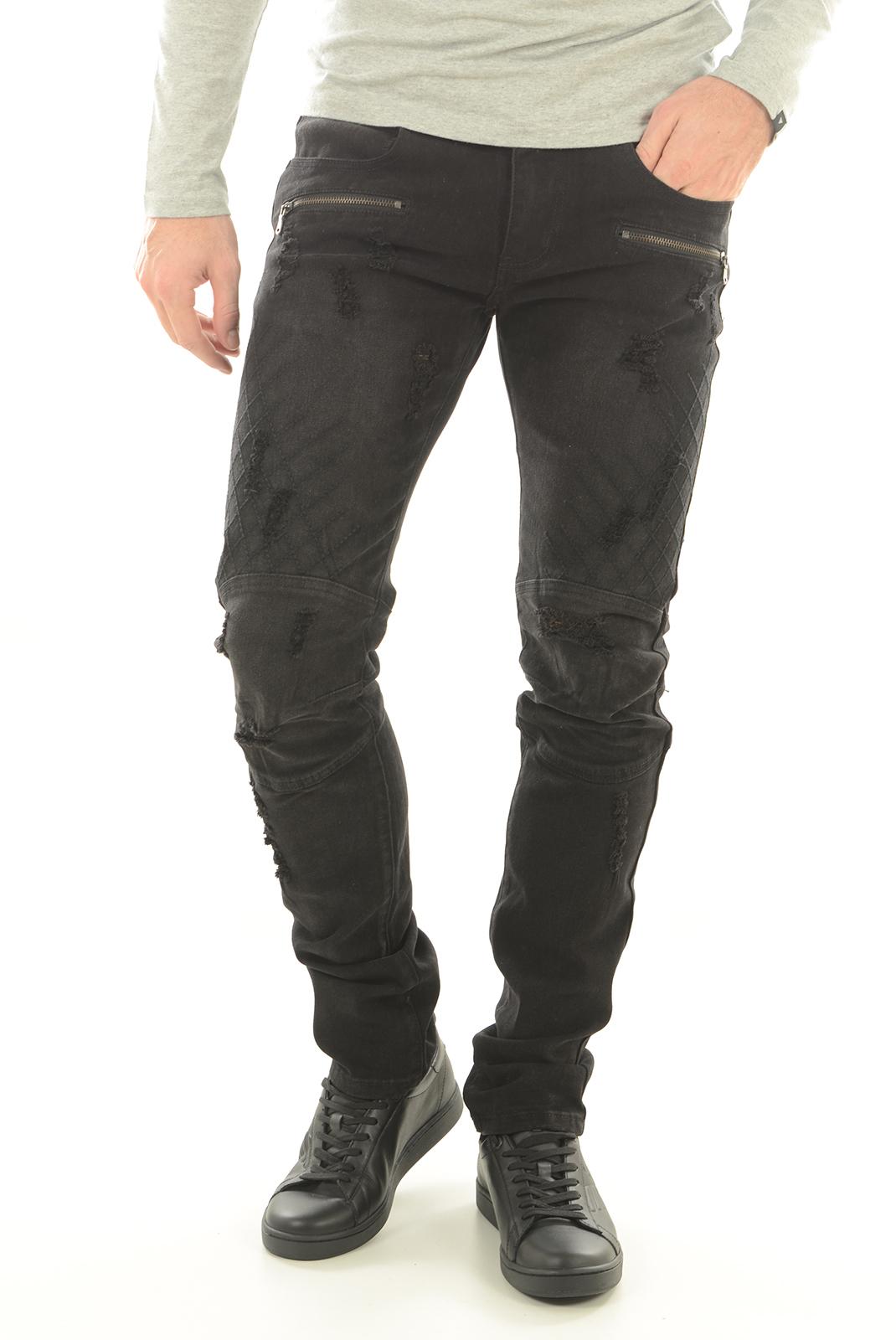 Jeans  Giani 5 5001 NOIR