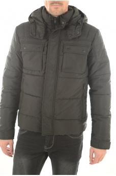 CAM PUFFER JACKET - HOMME JACK AND JONES