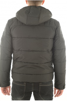 JACK AND JONES: CAM PUFFER JACKET