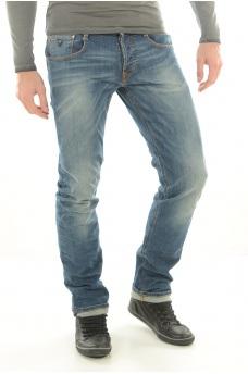 HOMME GUESS JEANS: M62AS3D23T0 SLIM STRAIGHT