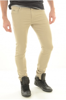 HOMME GUESS JEANS: M62AN1W7DW0 SUPER SKINNY