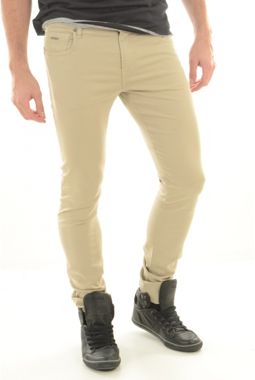 M62AN1W7DW0 SUPER SKINNY - HOMME GUESS JEANS