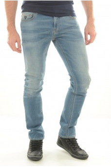 M62AN1D23M0 SUPER SKINNY - HOMME GUESS JEANS