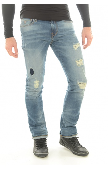 M62AN2D23L0 SKINNY - Soldes GUESS JEANS