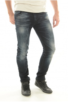 M62AN1D23X0 SUPER SKINNY - HOMME GUESS JEANS