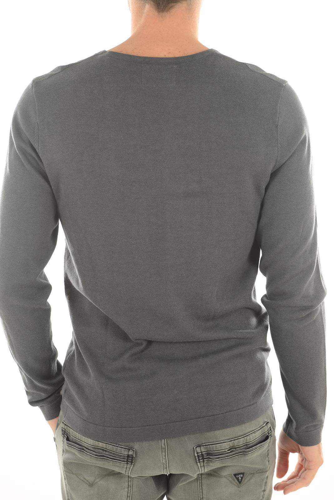 Pulls & Gilets  Guess jeans M62R07Z1AD0 B902 GRIS
