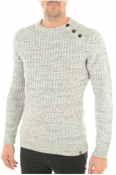 MARQUES JACK AND JONES: PENN KNIT CREW