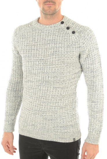 PENN KNIT CREW - MARQUES JACK AND JONES