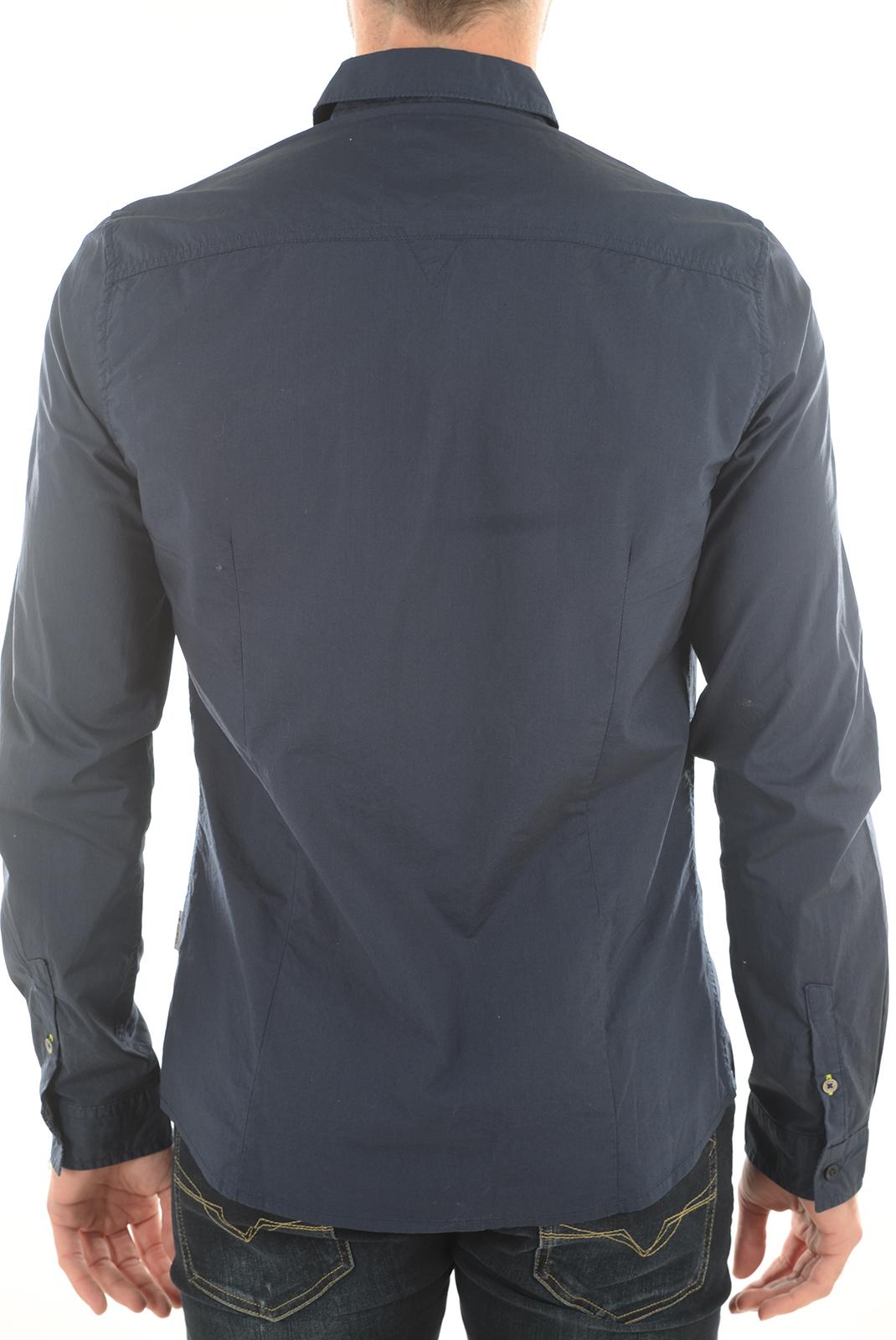 Chemises   Guess jeans M62H05W7D90 G720 BLEU
