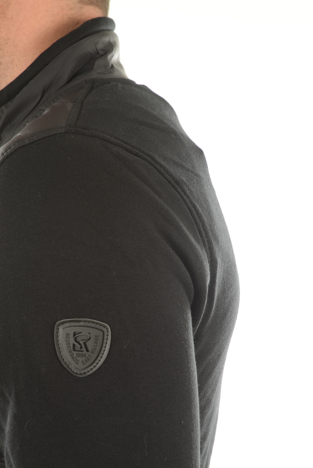 Vestes zippées  Redskins JIM POSTER BLACK