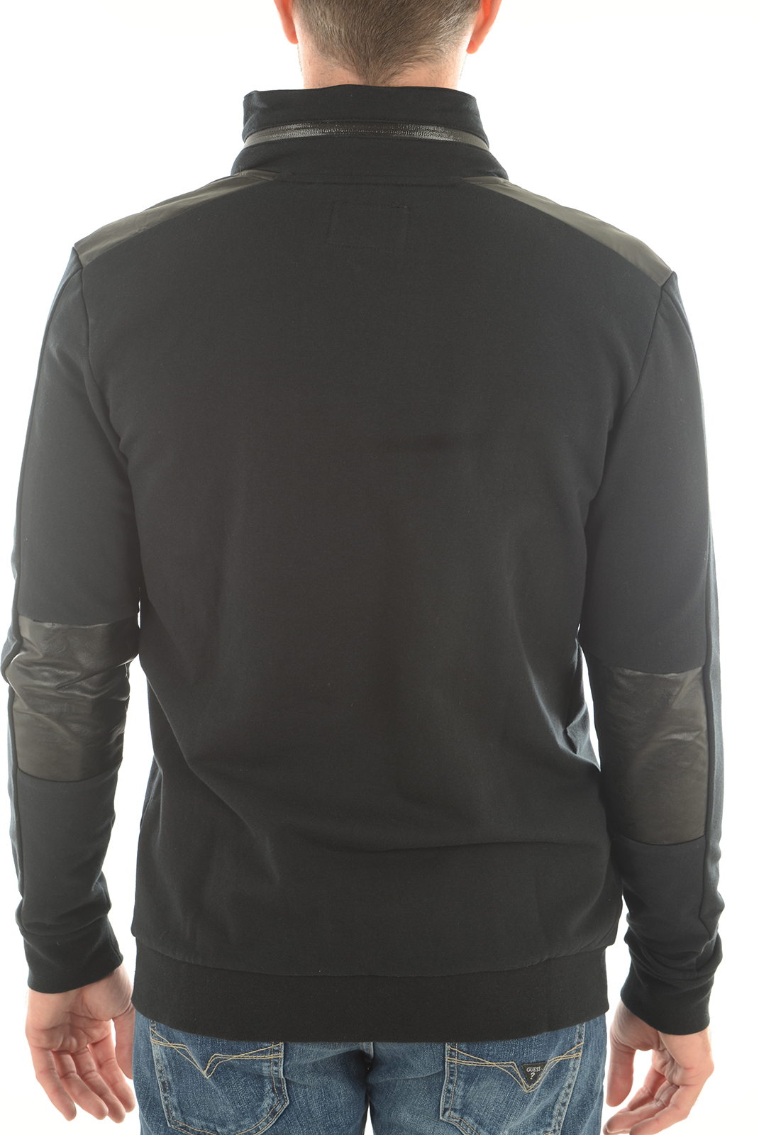 Pulls & Gilets  Guess jeans M63Q44K4OG0 A996 NOIR