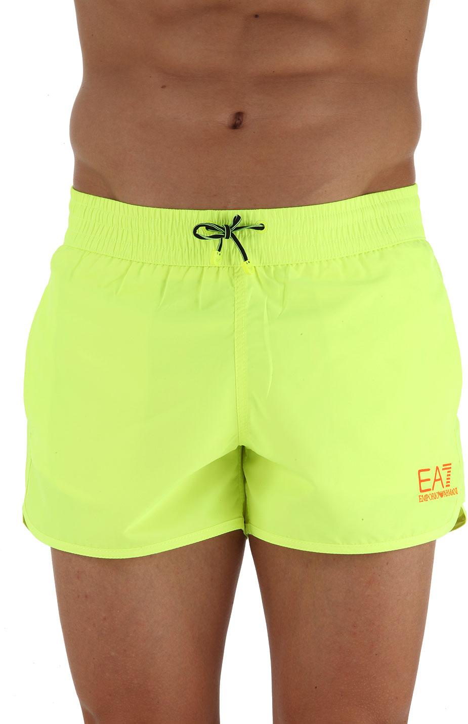 Shorts de bain  Emporio armani 902007 6P740 YELLOW 07483