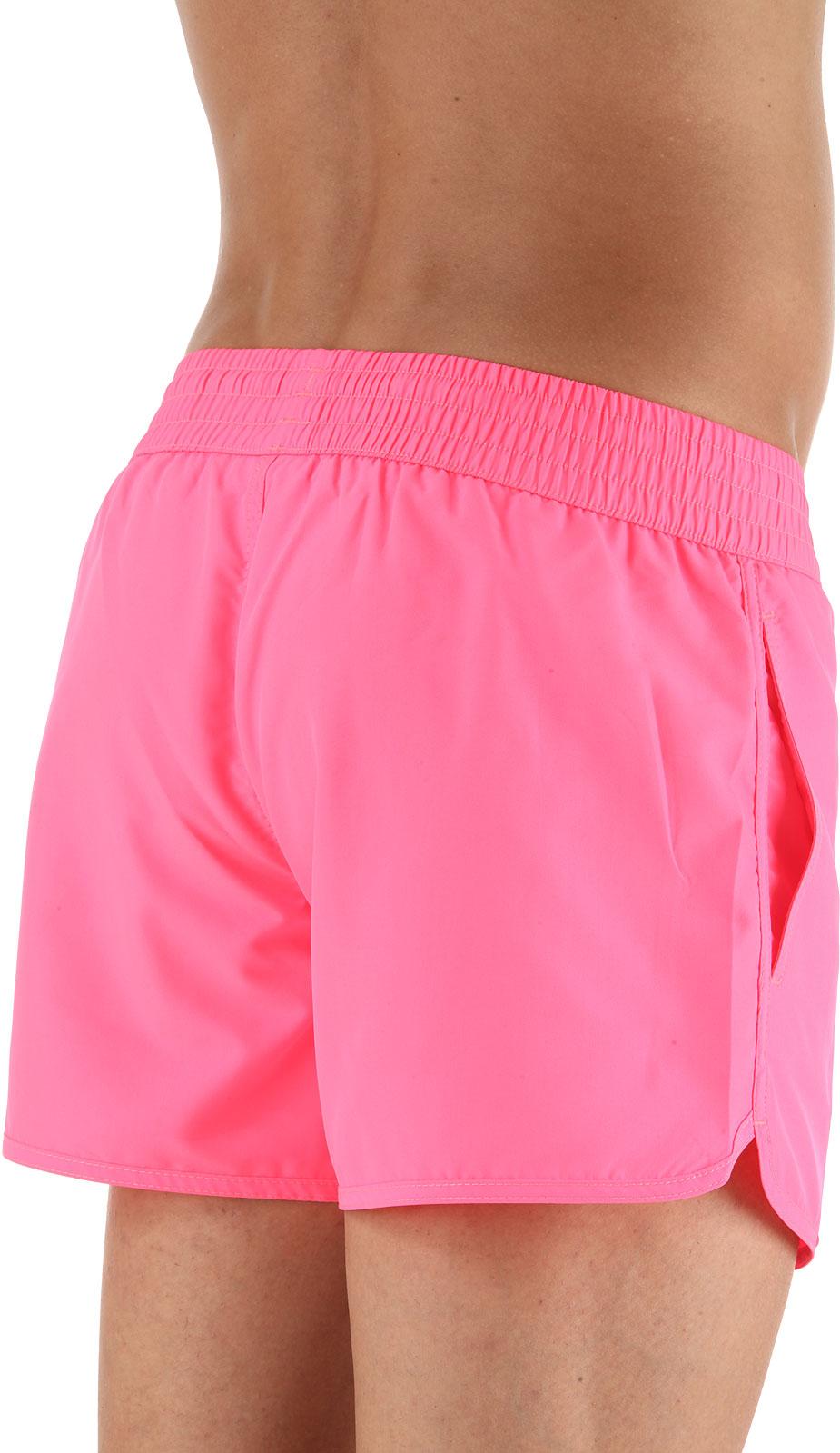 Shorts de bain  Emporio armani 902007 6P740 PINK 02773