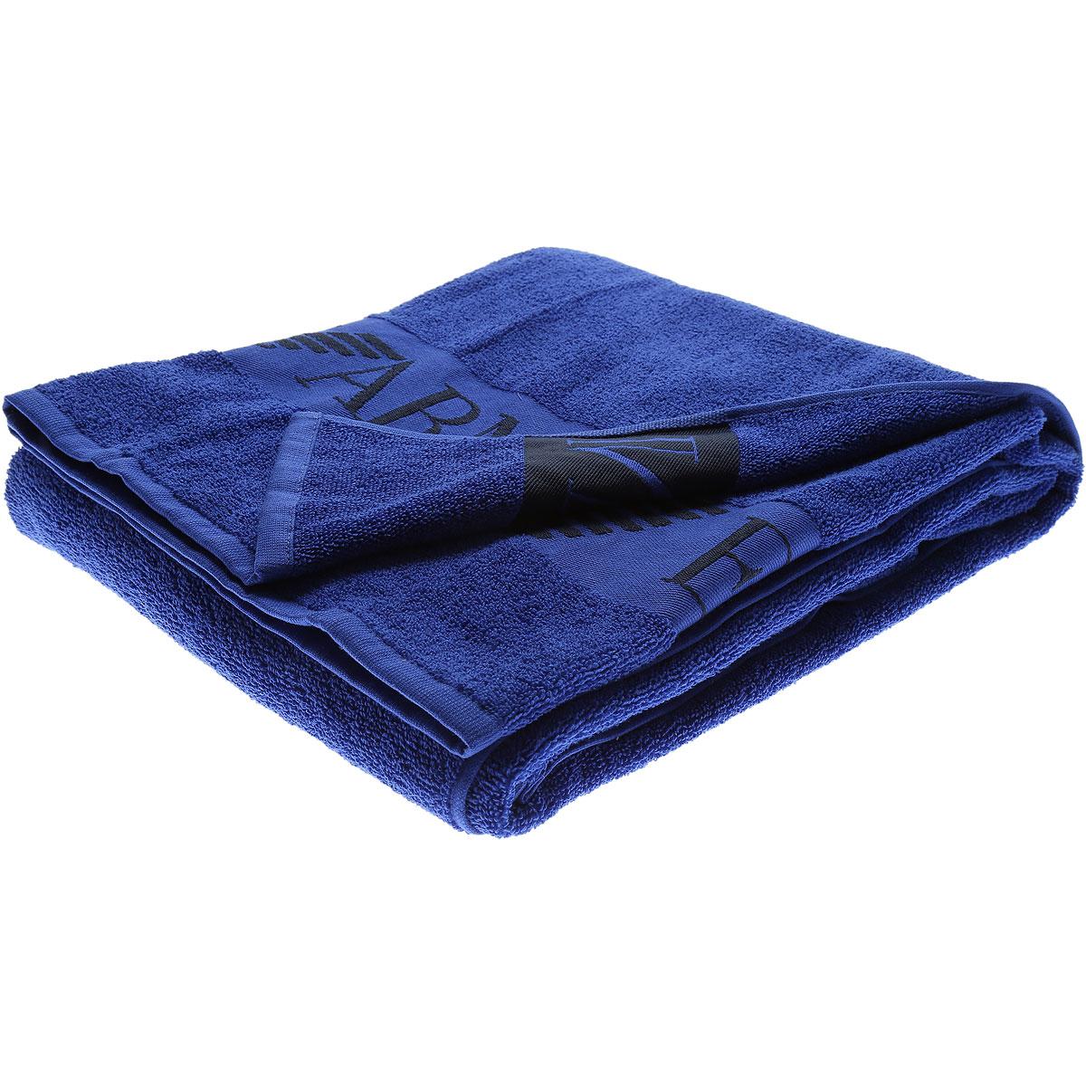 Serviettes de bain  Emporio armani 904002 6P273 BLUE 16735
